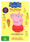 Peppa Pig - The Holiday (DVD, 2013)