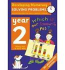 Solving Problems: Year 2: Activities for the Daily Maths Lesson by Steve Mills, Hilary Koll (Paperback, 2000)