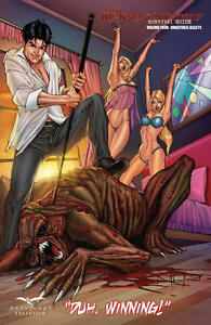 Monster-Hunters-039-Survival-Guide-4-Exclusive-Limited-to-500-Grimm-Fairy-Tales
