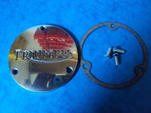 GENUINE TRIUMPH PRIMARY CHAINCASE ROTOR COVER 57-2440 T120 T140 BONNEVILLE