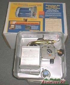 Suburban 6 Gallon LP Pilot RV Camper Water Heater SW6P