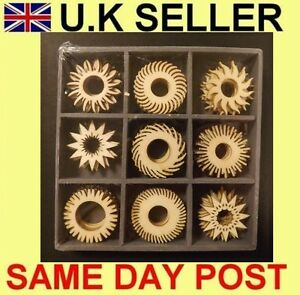 45-X-ASSORTED-SUN-STAR-SHAPE-EMBELISHMENTS-CARD-TOPPERS-LAZER-CUT