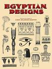 Egyptian Designs by Dover Publications Inc. (Paperback, 1993)