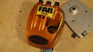 Danelectro-FAB-Flange-Pedal-Mildly-Destroyed