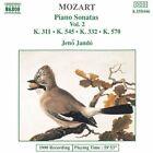 Wolfgang Amadeus Mozart - Mozart: Piano Sonatas, Vol. 2 (1991)
