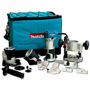 Makita-1-1-4-HP-Compact-Router-Kit-RT0700CX3-NEW