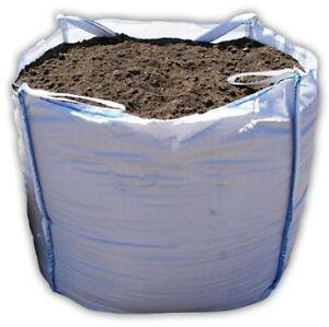 Topsoil screened grab lorry crushed concrete 1 ton bags for Cheap topsoil