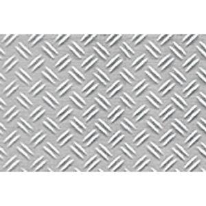 JTT-SCENERY-97452-DOUBLE-DIAMOND-PLATE-1-24-G-SCALE-2-7-5-034-x-12-034-SHEETS