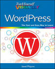 Teach Yourself Visually WordPress by Janet Majure (Paperback, 2012)