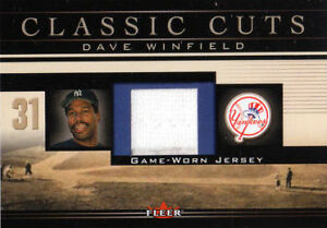 DAVE-WINFIELD-2003-FLEER-GREATS-CUT-OF-HISTORY-GAME-USED-JERSEY