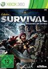 Cabela's Survival: Shadows of Katmai (Microsoft Xbox 360, 2011, DVD-Box)