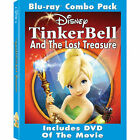 Tinker Bell And The Lost Treasure (Blu-ray Disc, 2009)