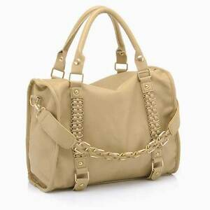 New-Fashion-Women-039-s-Handbags-Ladies-Purses-Shoulder-Bags-Tote-PU-Leather-Satchel