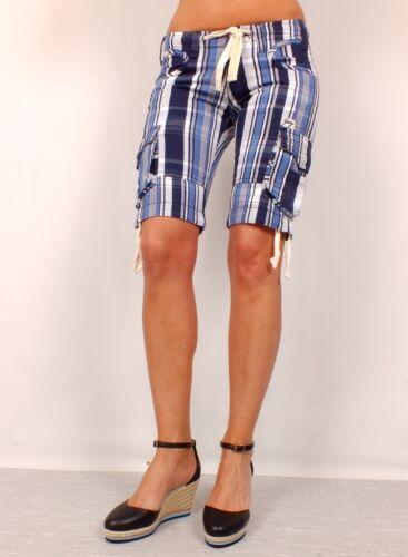 PREZZO CONSIGLIATO w25-to-w33 59,95 € Gang Short//Skirt 100/% cotone NUOVO