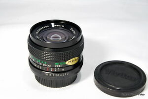 Vivitar-28mm-f2-Lens-for-Pentax-PK-f2-0-wide-angle-smooth-manual-focus