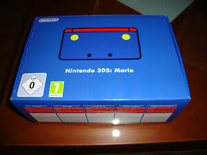 Nintendo-3DS-Chotto-Mario-Edition-Club-Nintendo-Limited-Only-1000-PAL