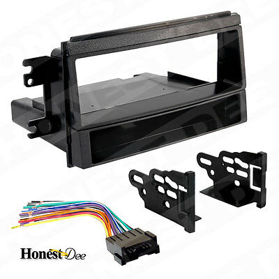 99-7318 Single Din Radio Install Dash Kit & Wires for Spectra5, Car Stereo Mount