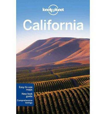 California (Lonely Planet Country & Regional Guides), Sara Benson | Paperback Bo