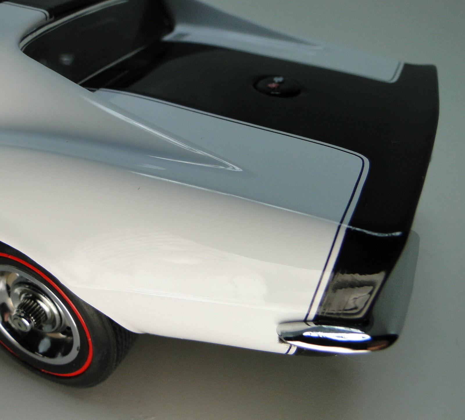 1 Vette ZL1 Corvette Chevy Chevy Chevy 1969 Race Sport Car 24 Vintage 12 Carousel White 18 add582