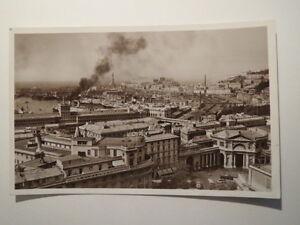 Genova-Panorama-1933-AK-Genua