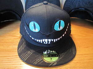 Disney-Alice-in-Wonderland-Cheshire-Cat-Hat-New-Era-59Fifty-NWT-Pick-Your-Size