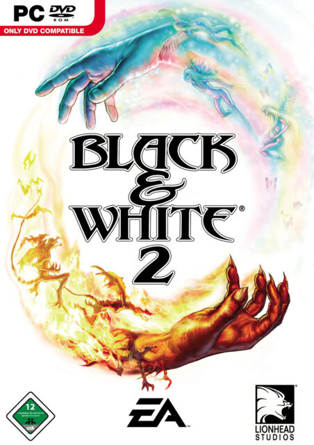 Black & White 2 (PC, 2005, DVD-Box)