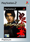 Onimusha Warlords (Sony PlayStation 2, 2002, DVD-Box)