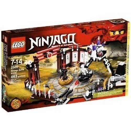 Lego Ninjago Battle Arena (2520) Target Exclusive
