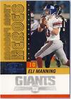 2007 Donruss Classics Eli Manning New York Giants #8 Football Card