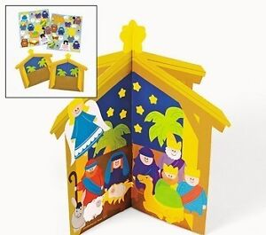 12-Giant-3D-Nativity-Sticker-Scene-Collages-Kids-Christmas-Crafts-FE-SS-57-196