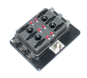 Sicherung 5A 10A 15A 20A 30A Mini Midi Sicherungshalter Flachsicherung Halter