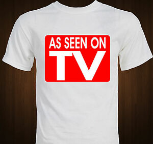 034-As-Seen-on-TV-034-Classic-Television-TV-Marketing-Logo-T-shirt