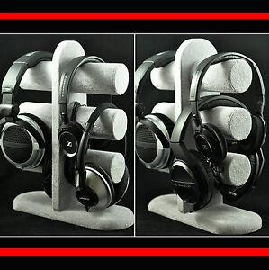 Velvet-Headphones-Stand-Tree-Headset-Hanger-Holder
