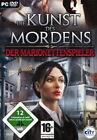 Die Kunst des Mordens: Der Marionettenspieler (PC, 2009, DVD-Box)