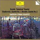 "Dvorák: String Quartet No. 12 ""American""; Tchaikovsky: String Quartet No. 1; Borodin: String Quartet (1995)"