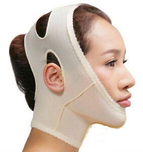 Sauna wrap mask for V face line,remove Wrinkle and Chin ...
