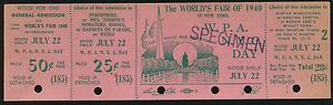 1940-NY-WORLD-039-S-FAIR-NY-JULY-22-SPECIMEN-ADMISSION-W-P-A-N-Y-C-DAY-BP1906
