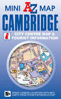 Cambridge Mini Map by Geographers' A-Z Map Company (Sheet map, folded, 2013)
