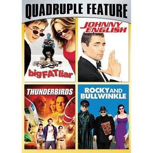 Family-Fun-Pack-Quadruple-Feature-DVD-2008-2-Disc-Set-Brand-New