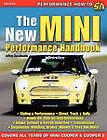 The New Mini Performance Handbook by Jeffrey Zurschmeide (Paperback, 2010)