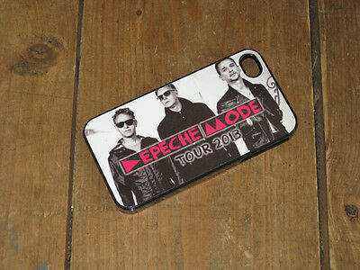iphone 4 4s   mobile phone hard case cover Depeche Mode World Tour 2013