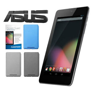 Asus-Google-Nexus7-7-32GB-Android-4-1-Tablet-w-Case-Screen-Protector-ASUS1B32