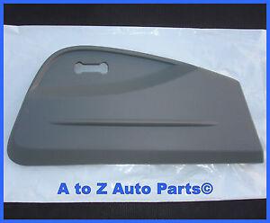 NEW-2006-2010-Chrysler-PT-Cruiser-DRIVER-GRAY-Seat-Trim-Cover-Bezel-OEM-Mopar