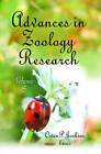 Advances in Zoology Research: Volume 5: Volume 5 by Nova Science Publishers Inc (Hardback, 2013)