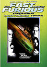 The Fast and the Furious (DVD, 2012, Canadian)
