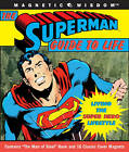 The  Superman  Guide to Life: Man of Steel Book and 16 Magnets by Lou Harry, Brandon T. Snider (Paperback, 2007)