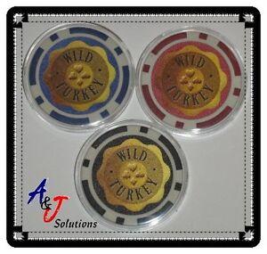 Poker chips turkey