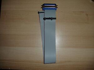 Amstrad-CPC-6128-Cable-Ruban-3-5-034-Lecteur-de-disquette-avec-tete-Select-amp-Commutateur-primaire