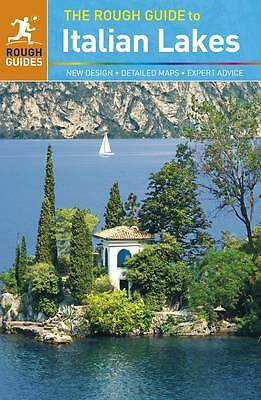 The Rough Guide to the Italian Lakes-ExLibrary