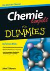 Chemie Kompakt Fur Dummies by John T. Moore (Paperback, 2011)
